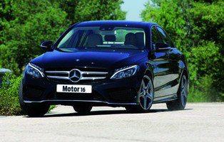 Mercedes C 220 Bluetec. La buena estrella