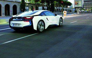 BMW i8. El coche fantástico