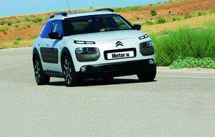 Citroën C4 Cactus BlueHDI 100 Shine. Llámame diferente