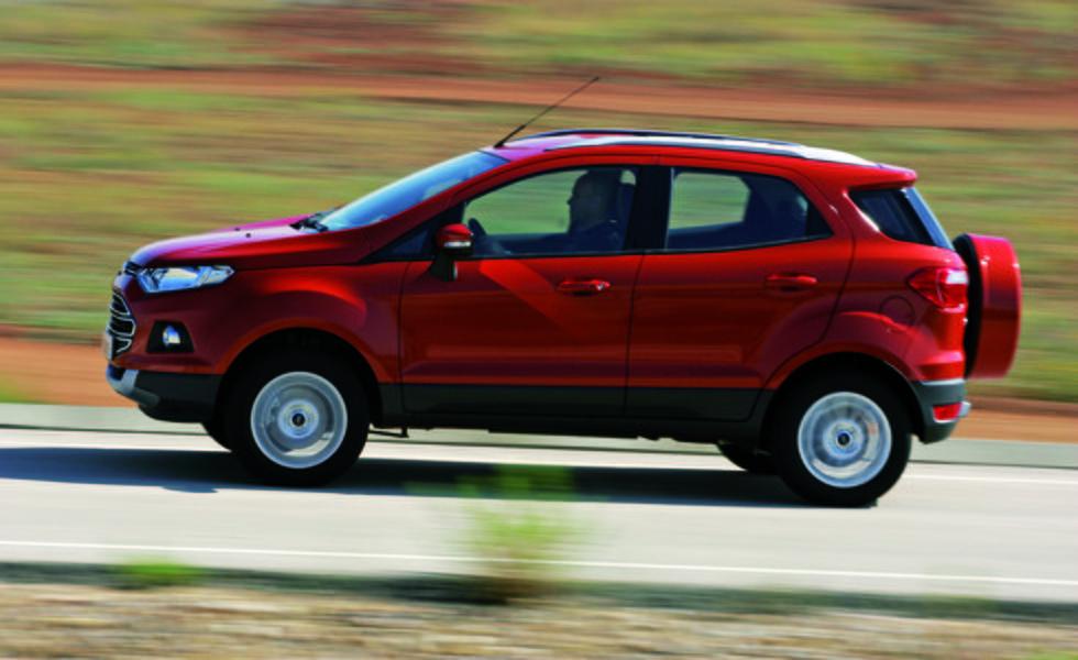 Ford EcoSport 1.0 EcoBoost 125 CV