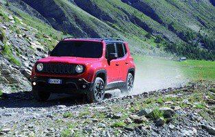 Jeep Renegade. Con alma de TT