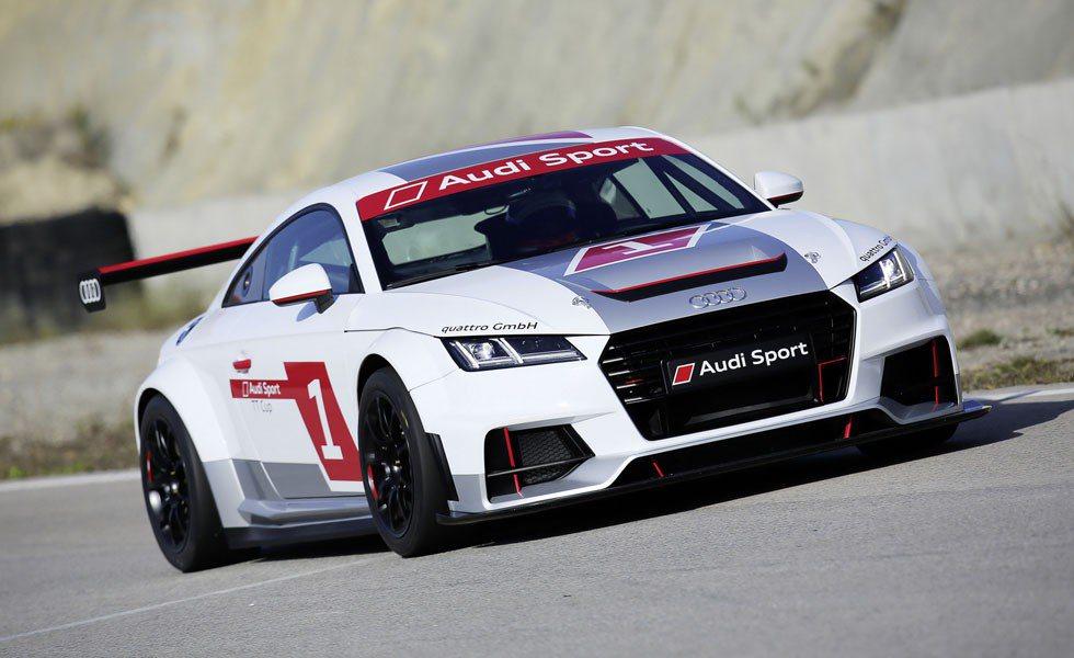 Audi Sports TT Cup
