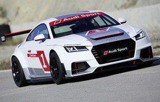 Audi Sports TT Cup. Nueva copa monomarca
