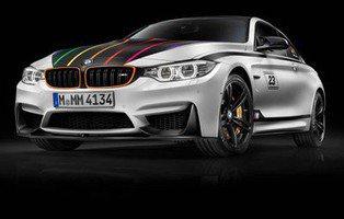 BMW M4 Coupé. 23 unidades ganadoras del DTM
