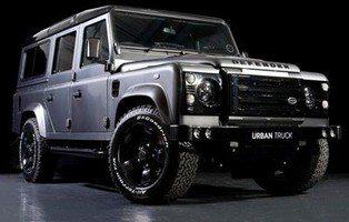 Urban Truck Land Rover Defender. Preparación de categoría