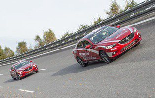 Mazda6 2.2 Skyactiv-D. Pulveriza 20 récords de velocidad