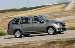 Dacia Logan MCV 1.5 dCi 90 Laureate. Amplio, ahorrador y muy barato
