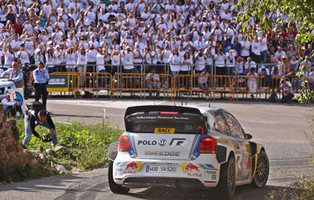 Sebastian Ogier repite título con Volkswagen