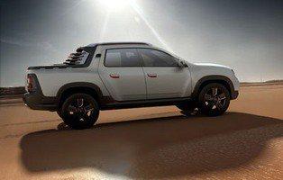 Dacia Oroch. El Duster se hace pick up