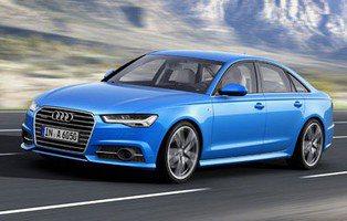 Gama Audi A6. Todos los que llegan a España