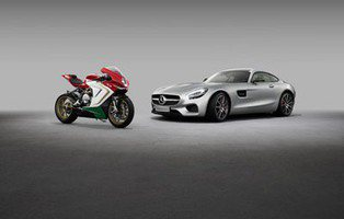 Mercedes AMG se hace con el 25% de MV Agusta
