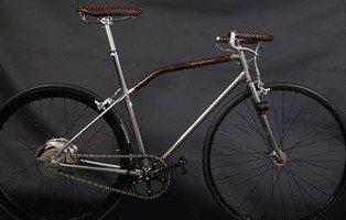 Pininfarina Fuoriserie. Una bicicleta de lujo