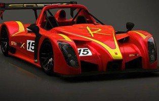 Radical SR8 RSX. Un juguete para circuitos