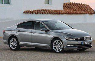 Volkswagen Passat. Diseño milimétrico