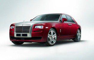 Rolls-Royce Ghost. Lujo a raudales