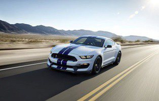 Ford Mustang Shelby GT350. Radical