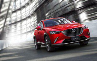 Mazda CX-3. Un crossover que dará que hablar