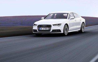Audi A7 Sportback h-tron quattro concept. El futuro