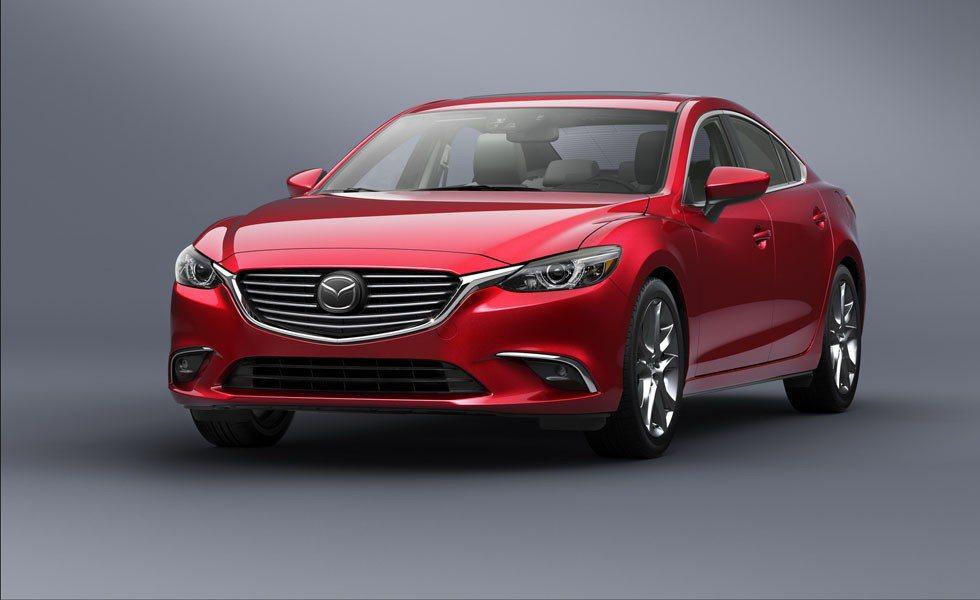 Mazda6 2015