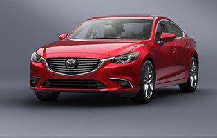Mazda6 2015. Evolución positiva
