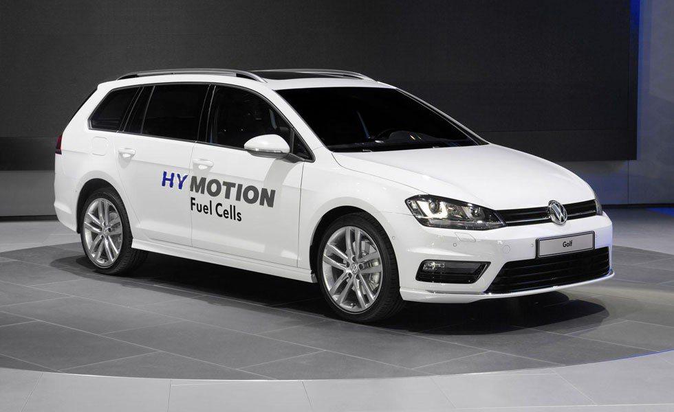 Volkswagen Golf Variant HyMotion