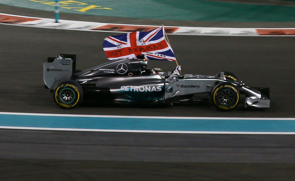 GP de Abu Dhabi F1 2014