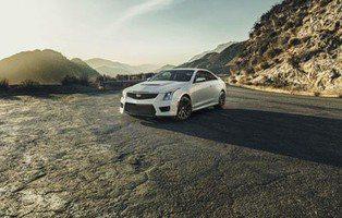 Cadillac ATS-V y ATS-V Coupé. Potencia bruta