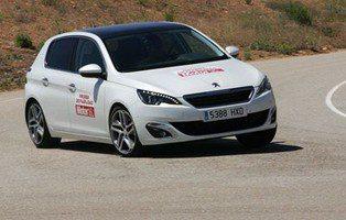 Peugeot 308 1.2 THP 130 CV. 25.000 km y subiendo...