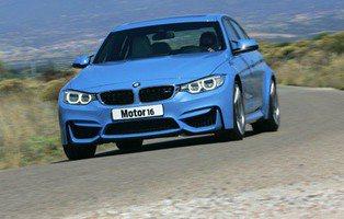 BMW M3 DKG. Una montaña rusa con 431 caballos