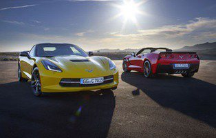 Corvette Stingray. Sus especificaciones europeas