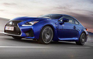 Lexus RC F. Supersuave, superpotente