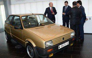 Seat Ibiza 1.5 SXI. Seat recupera el coche de Felipe VI