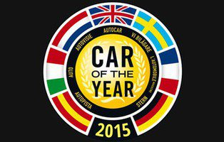 Coche del Año en Europa 2015. Los siete finalistas