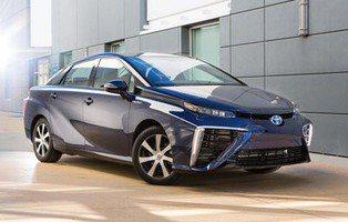 Toyota Mirai. Llega a Europa en septiembre de 2015