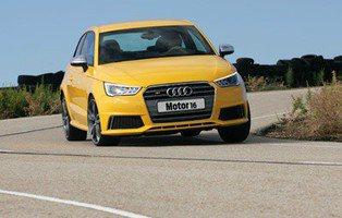 Audi S1 2.0 TFSI quattro. El Mundial de Rallys será tuyo