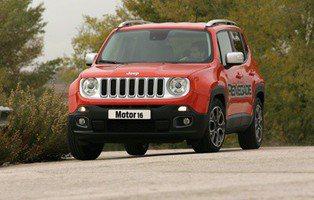Jeep Renegade 1.6 Multijet 120 4x2 Limited. Aventura urbana descafeinada
