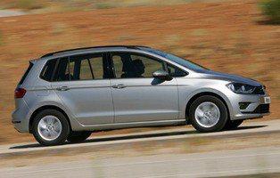 Volkswagen Golf Sportsvan 1.6 TDI 110 CV Edition. Un Golf que vale por dos