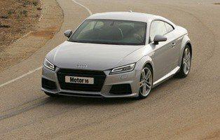 Audi TT 2.0 TDI 184 CV Ultra. Un deportivo para los 365 días