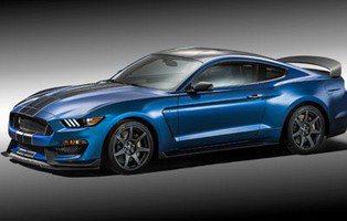 Ford Shelby Mustang GT350R. Mucho más que un coche de carreras