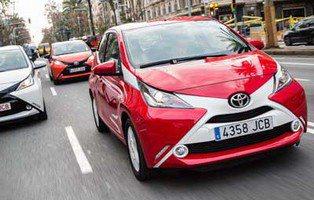 Toyota Aygo. Arranca su comercialización en España