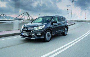 Honda CR-V 2015. Nueva tecnología y mecánicas
