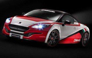 Peugeot RCZ R Bimota. Con genes de dos ruedas