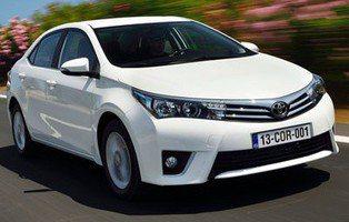 Toyota Corolla, el coche más vendido del mundo