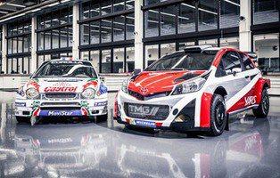 Toyota Yaris WRC. Toyota regresa al Mundial de Rallys
