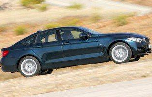 BMW 420d xDrive Gran Coupé. Deportivo, pero de otra forma