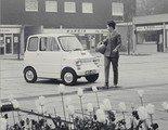 Ford Comuta. El primer Smart eléctrico fue de Ford