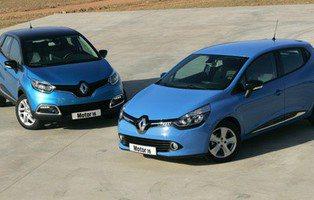 Comparativa Renault Clio dCi 90 Expression-Renault Captur dCi 90 Intens. Más que hermanos, competidores