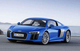 Audi R8 2015. Las fotos oficiales