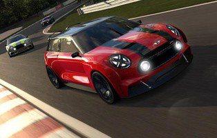 Mini Clubman Vision Gran Turismo. Otra creación única de videojuego
