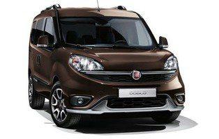 Fiat Dobló Trekking. Ahora con una versión aventurera